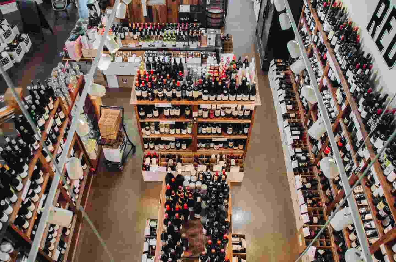 TRiO Market Bottle Wine Shop