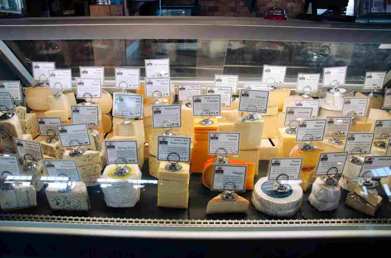 TRiO Market Cheese Shop