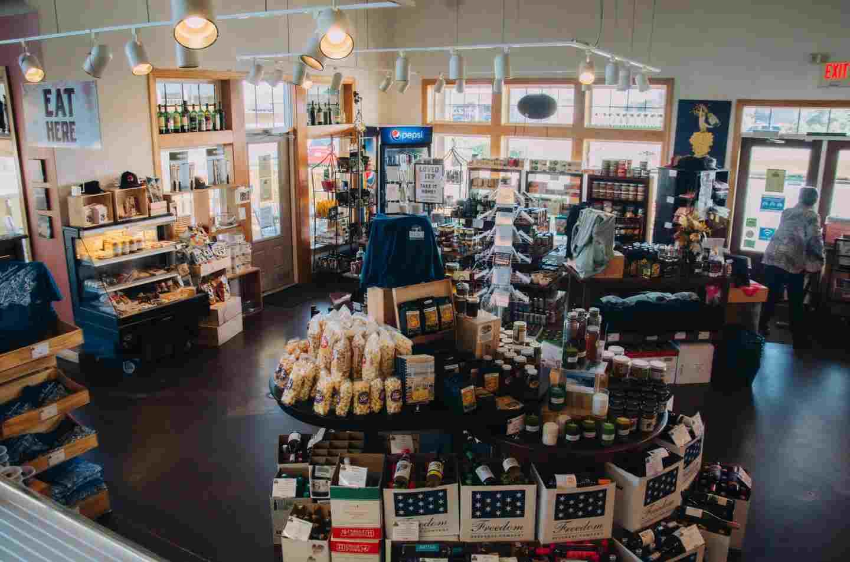 TRiO Market Gourmet Item Shop