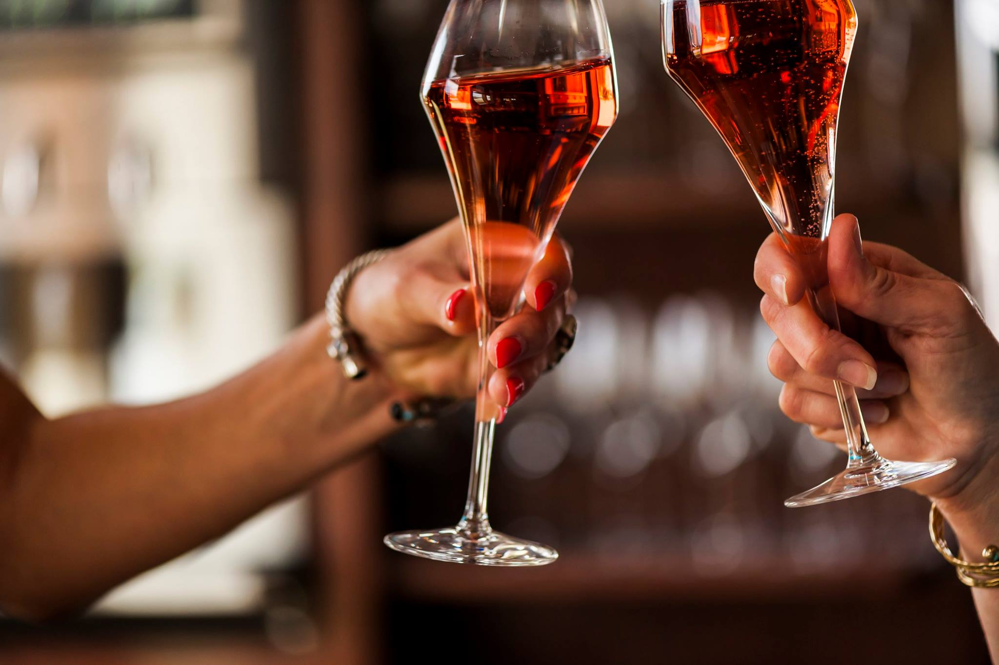 Celebrate with Bubbly at TRiO